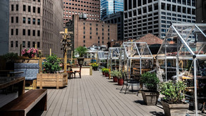 Exploring Outdoor Dining Setups in NYC