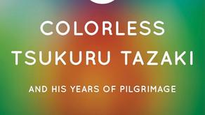Book Review: Colorless Tsukuru Tazaki and His Years of Pilgrimage