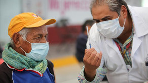 Vaccination Efforts in Mexico Shift
