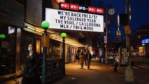 New York City Cinemas Reopen After A Year of Closures