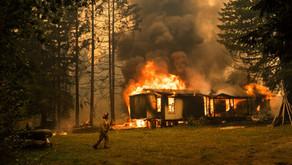 Oregon Residents Describe the Wildfires