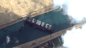 A Breakdown of the Suez Canal Blockage