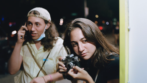 An Interview with Street Photographers Sara Messinger and Trevor Wisecup