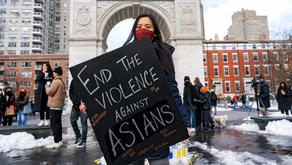 Anti-Asian Hate Crimes Rise Across the U.S.