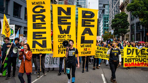 Sunrise Movement Fights for a Green New Deal