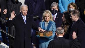 Joe Biden is Inaugurated as 46th U.S. President