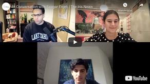 In Conversation with Saagar Enjeti