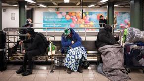 New York City's Homeless Fighting COVID-19