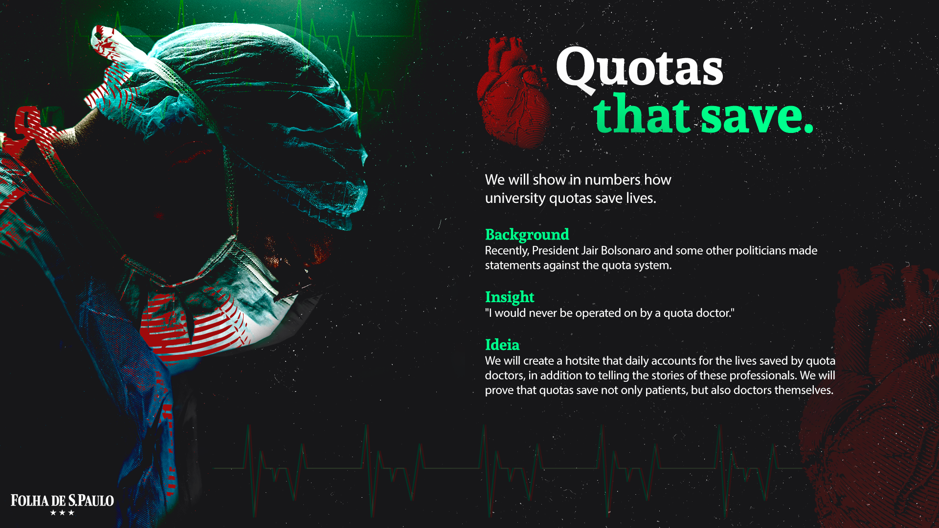 Quotas that save