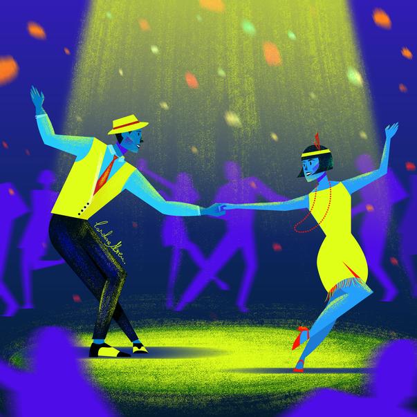 LET'S DANCE?