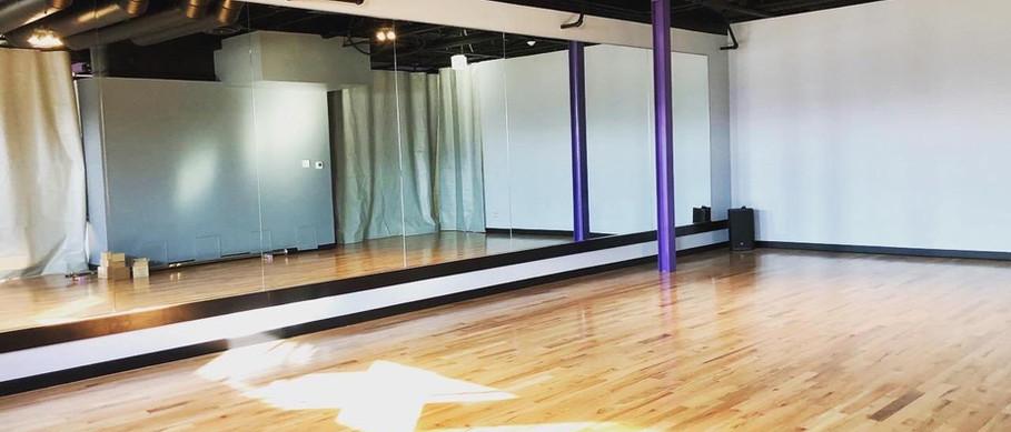 Open Dance Space!