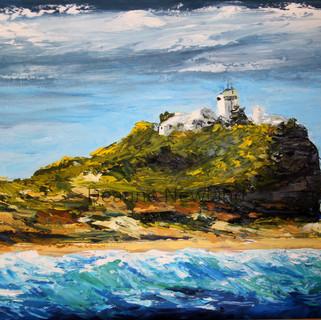 Nobbys lighthouse SOLD