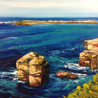 Spoon rock- Caves beach SOLD