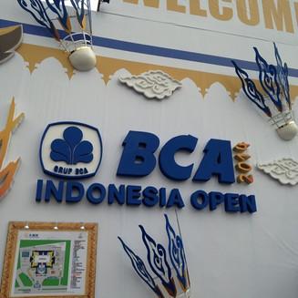 BCA Indonesian Open 2014