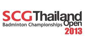 SCG THAILAND OPEN 2013