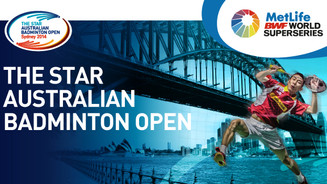 The Star Australian Badminton Open 2014