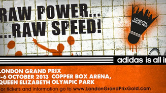 London Grand Prix Gold 2013