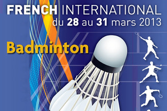 FRENCH INTERNATIONAL 2013