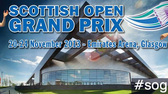 Scottish Open 2013