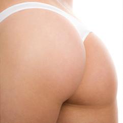 Buttocks Liposculpture