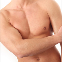 Gynecomastia (Male Chest Reduction) Liposculpture