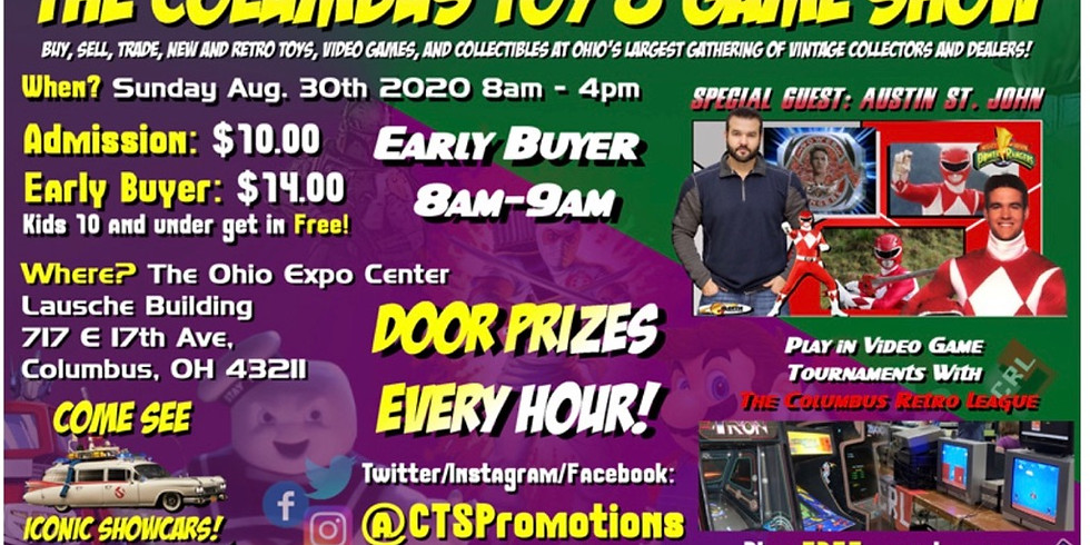 The Columbus Toy & Game Show
