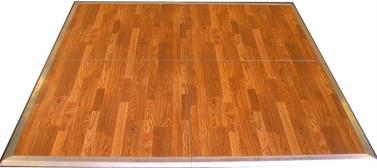 Plank Dance Floor