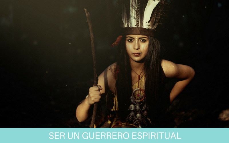 Ser un guerrero espiritual   Diana Fernandez    Coach Espiritual    www.diana-fernandez.com