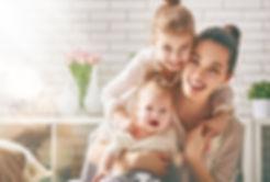 la parentalité positive se base sur l'amour