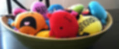 Coussins emotions Kimochis