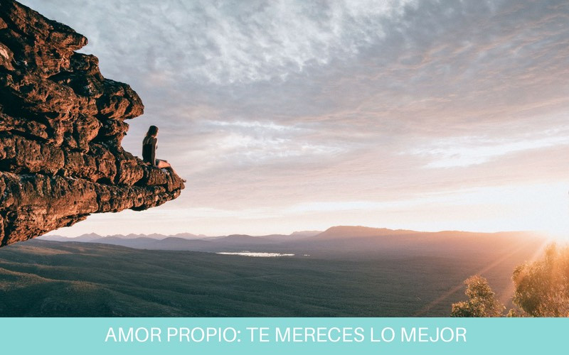 Amor propio | te mereces lo mejor | Diana Fernandez  | Coach Espiritual  | www.diana-fernandez.com