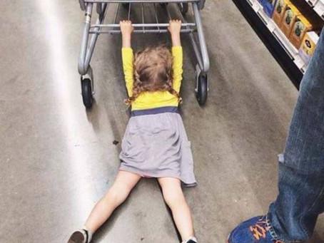 Comment gérer le regard des autres au moment de la crise du supermarché?