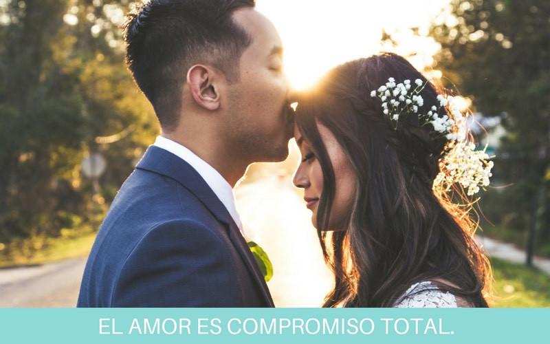 El amor es compromiso total |Imagenes de amor | Diana Fernandez  | Coach Espiritual  | www.diana-fernandez.com