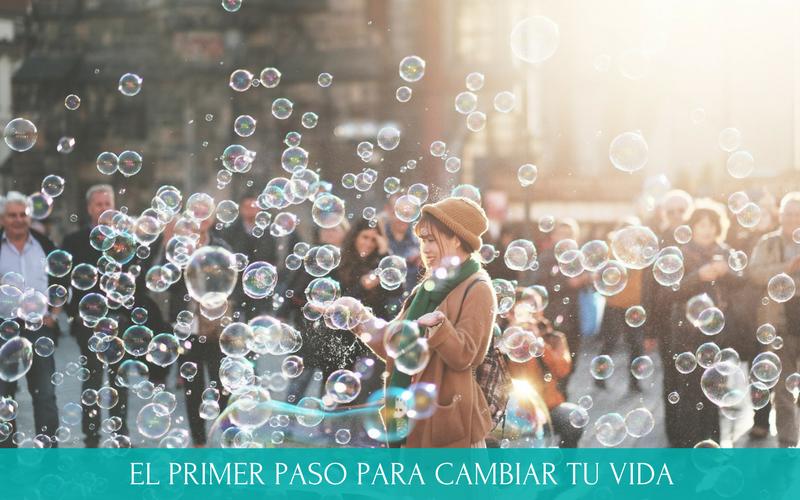 El primer paso para cambiar tu vida | Audio  | Diana Fernandez  | Coach Espiritual  | www.diana-fernandez.com