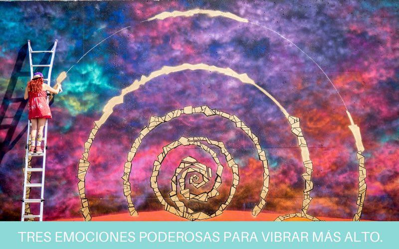 Tres emociones poderosas del ahora | Diana Fernandez  | Coach Espiritual  | www.diana-fernandez.com
