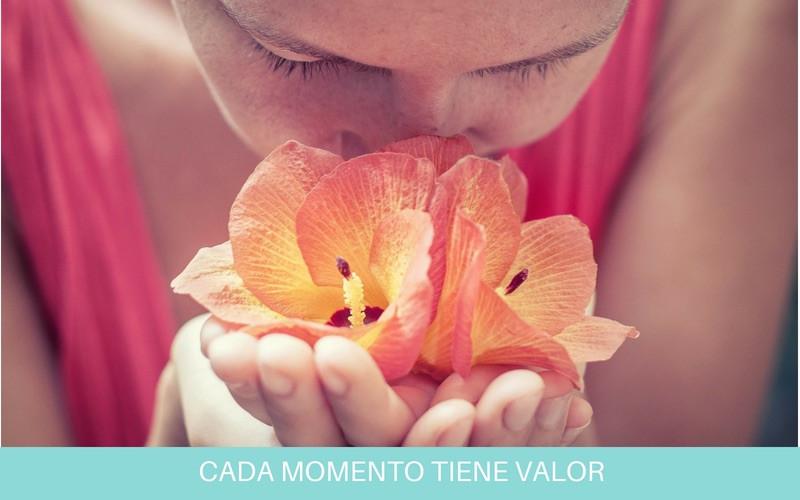 Cada momento tiene valor | Diana Fernandez  | Coach Espiritual  | www.diana-fernandez.com