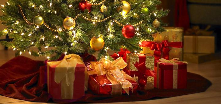 préparation cadeaux de noel