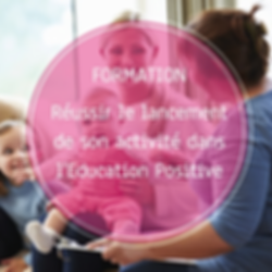 Formation comment reussir education positive