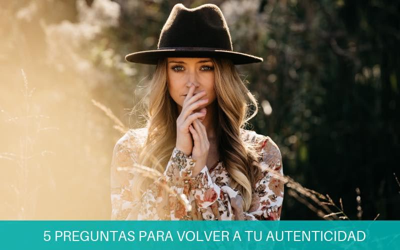 Autoestima   5 preguntas para recuperar tu autenticidad   Diana Fernandez   Coach Espiritual   como subir el autoestima   autoestima baja   autoconocimiento   www.diana-fernandez.com