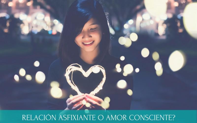 De relación asfixiante a amor consciente | Diana Fernandez  | Coach Espiritual  | Relaciones posesivas  | www.diana-fernandez.com