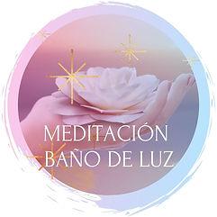 Meditacion Bano de Luz Diana Fernandez C