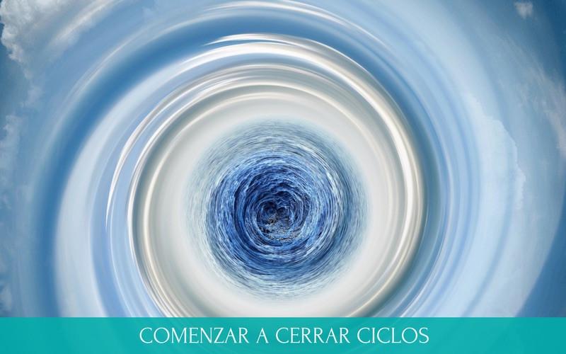 Comenzar a cerrar ciclos - Audio    Diana Fernandez    Coach Espiritual    www.diana-fernandez.com