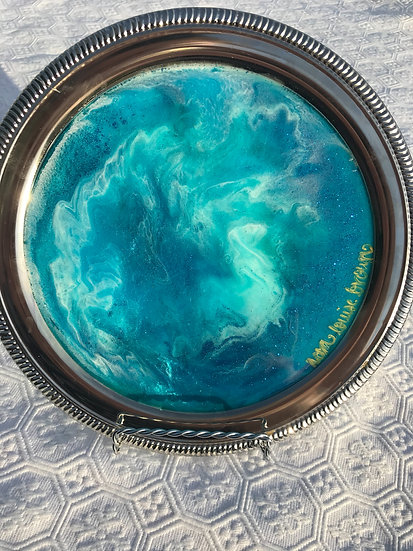 """Whirlpool"" Ocean Tray"