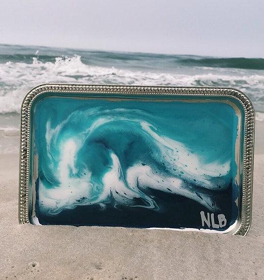 """Swell"" Ocean Tray"