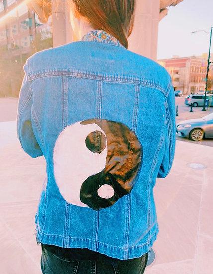 yin and yang jacket