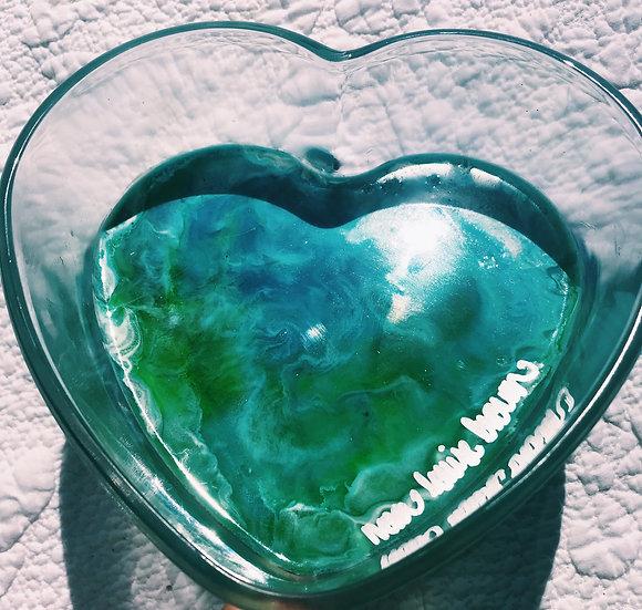 """Heart of the Ocean"" Trinket Dish"
