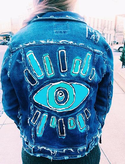 Evil Eye Jacket