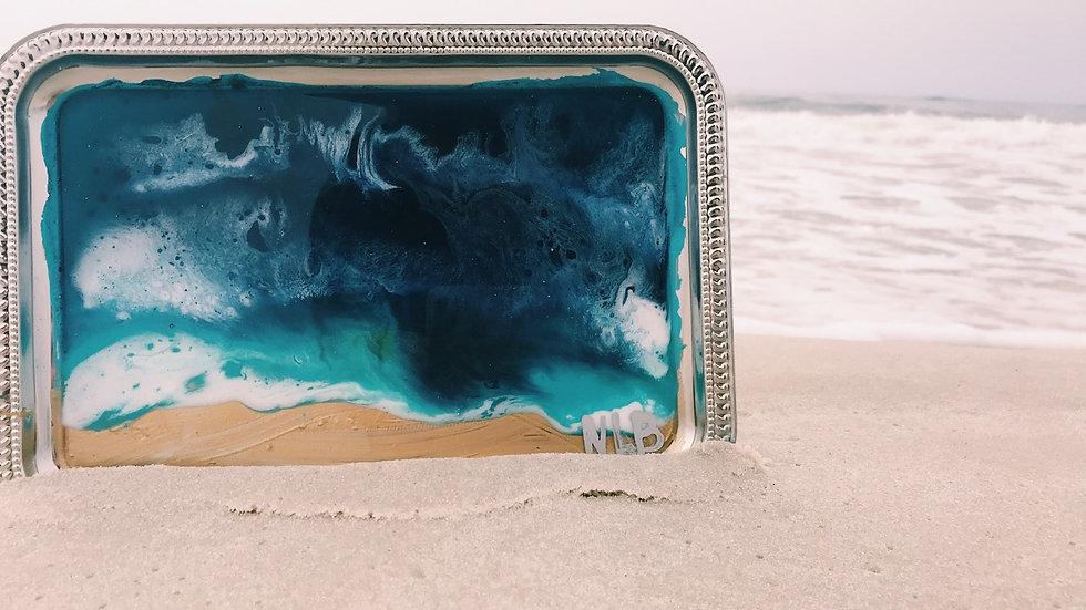 """Solace"" Ocean Tray"