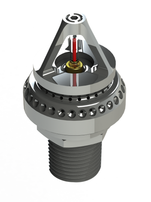 DM4R Nozzle  LPCB Approved