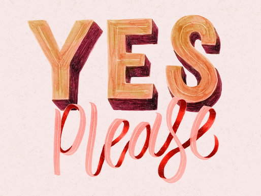 The Say YES! YES! YES! Plan